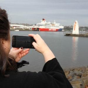Taking photos of Devonport 2021 14