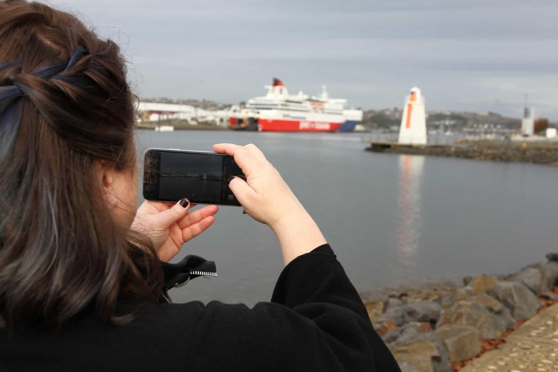Taking photos of Devonport 2021 14 scaled