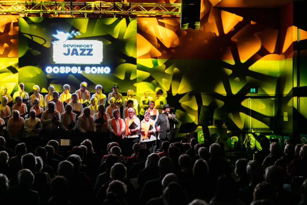 2019 Devonport Jazz Gospel Song paranaple convention centre 4