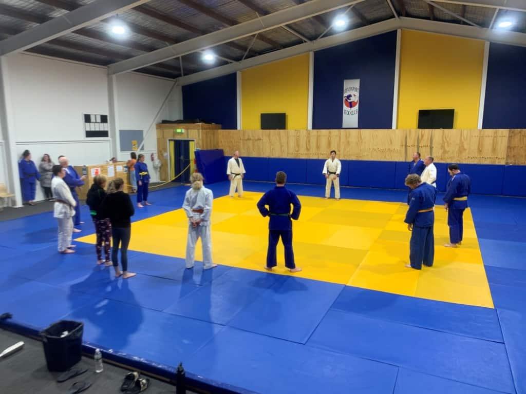2021.June Devonport Judo Club