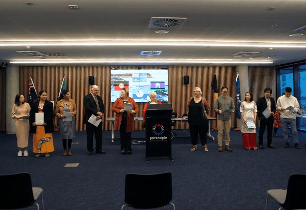 Citizens making their pledge 24 June 2021 1