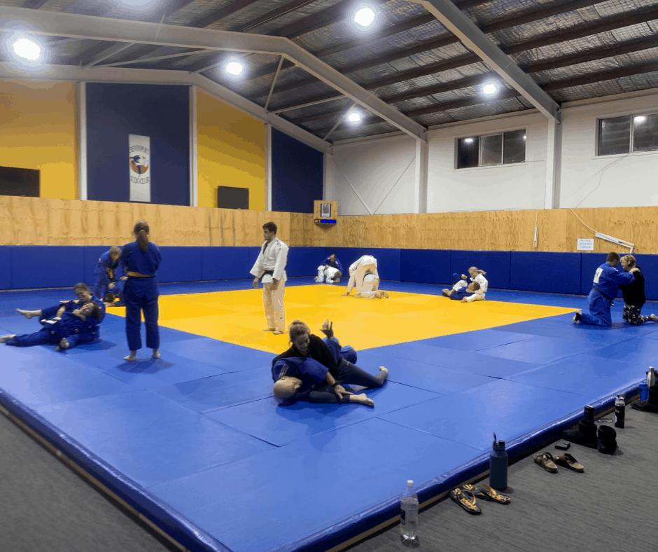 Dev Judo Club