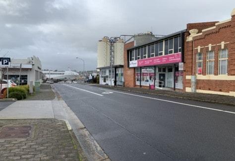 Steele Street footpath renewal