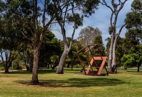 Public Art Foreshore Kelly Slater