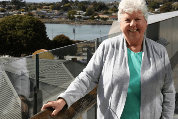 Devonport Mayor Annette Rockliff said Devonport City Council's urban renewal project LIVING CITY, was starting to pay off and has undoubtably strengthened the City's performance in the North-West region's recent property boom.