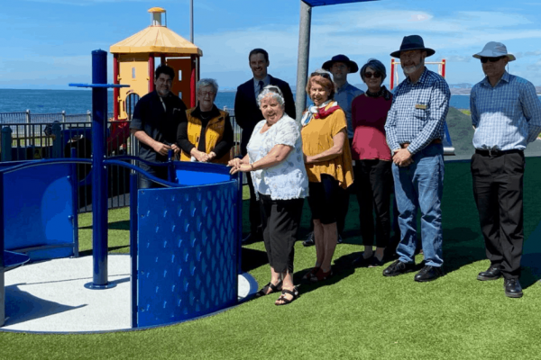 Inclusive Playground Opening Nov 2020