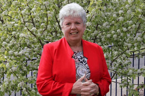 Mayor Annette Rockliff Spring